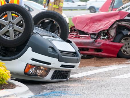 Rollover Accident Attorney Phoenix, AZ