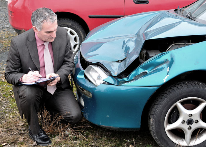 How do I submit an accident claim?