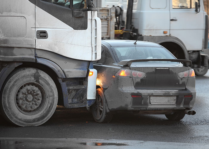 Truck vs. Auto accidents – everything you need to know to help protect your rights