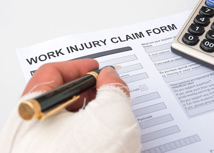 What workers' compensation does cover