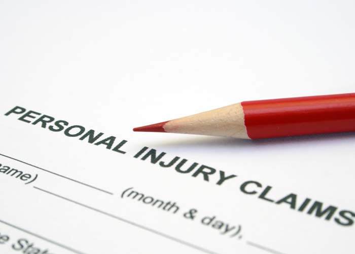 13 Types Of Personal Injury