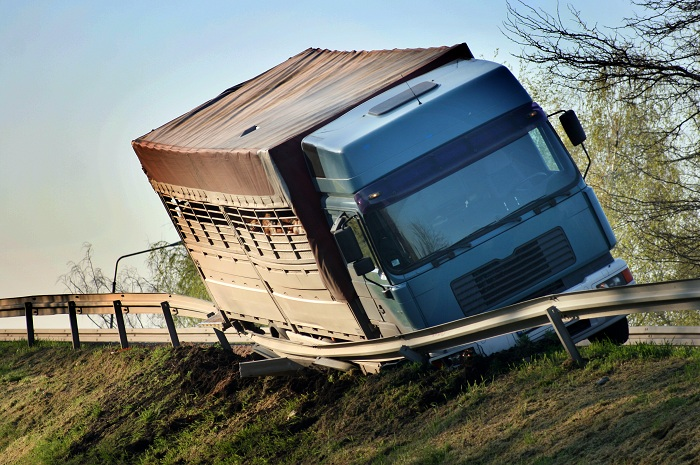 Large Truck Accidents Can Be Devastating